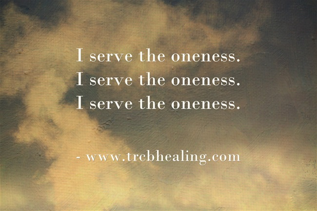 I-serve-the-oneness-I