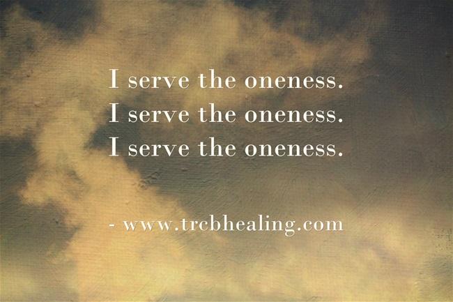 I-serve-the-oneness-I