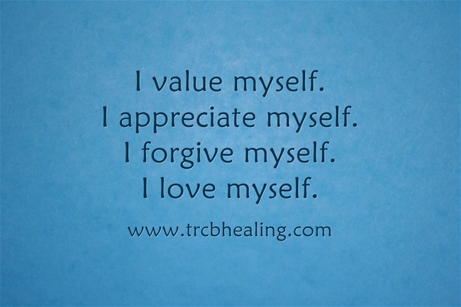 I-value-myself-I
