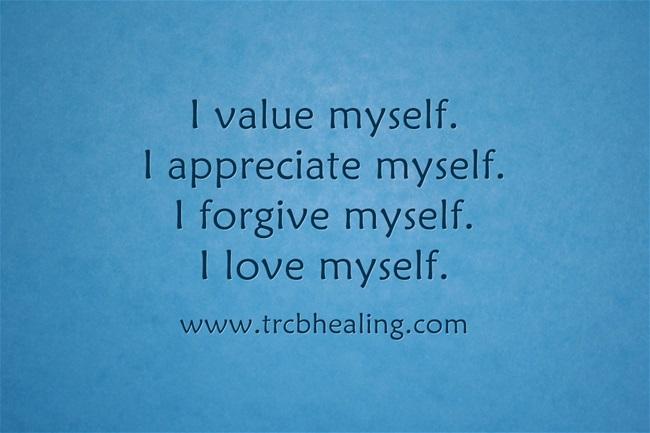 I-value-myself-I